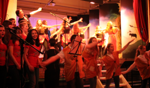 Rock Star - Scoil Mhuire Musical