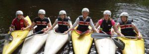 kayaking in Kanturk 1